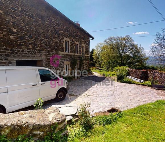 Vente Maison 160m² Polignac (43000) - photo