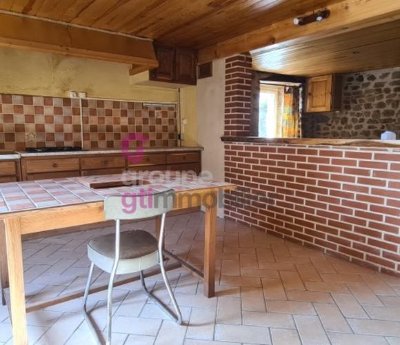 Vente Maison 5 pièces 84m² Ambert (63600) - photo