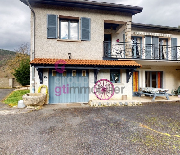 Vente Maison 5 pièces 120m² Bas-en-Basset (43210) - photo