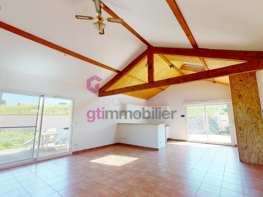 Vente Maison 3 pièces 11m² Montbrison (42600) - photo