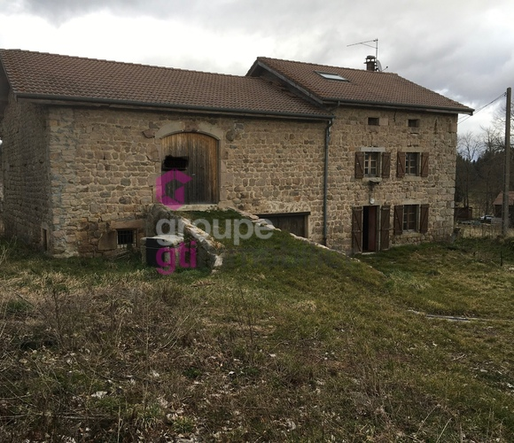 Vente Maison 82m² Raucoules (43290) - photo