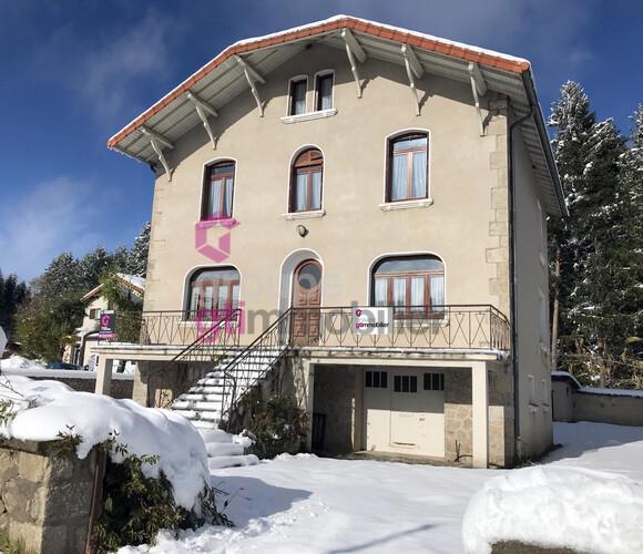 Vente Maison 7 pièces 161m² Sembadel (43160) - photo