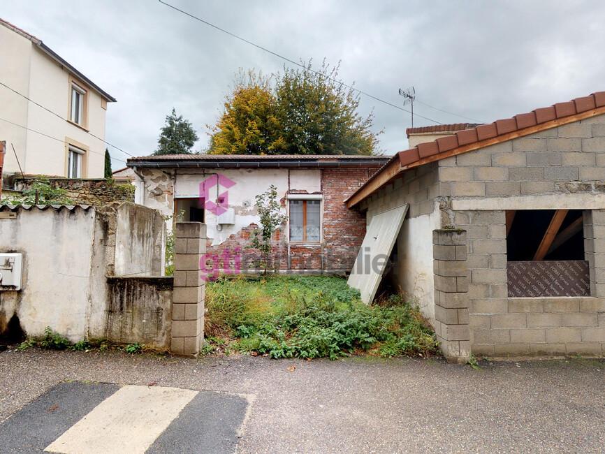 Vente Maison 2 pièces 28m² Firminy (42700) - photo