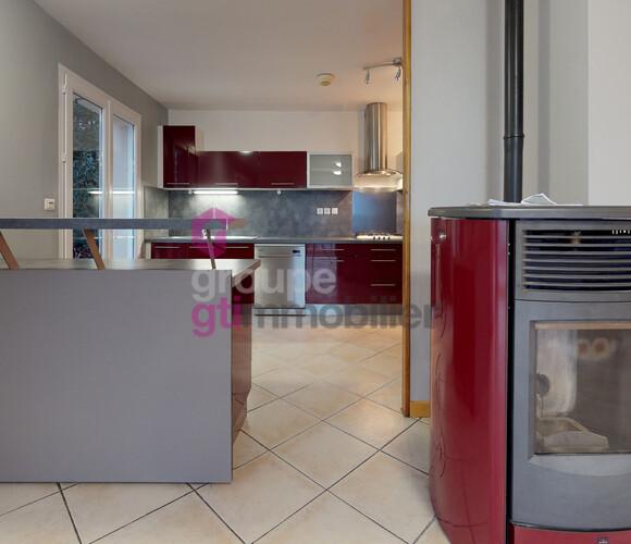 Vente Maison 168m² Châtelneuf (42940) - photo