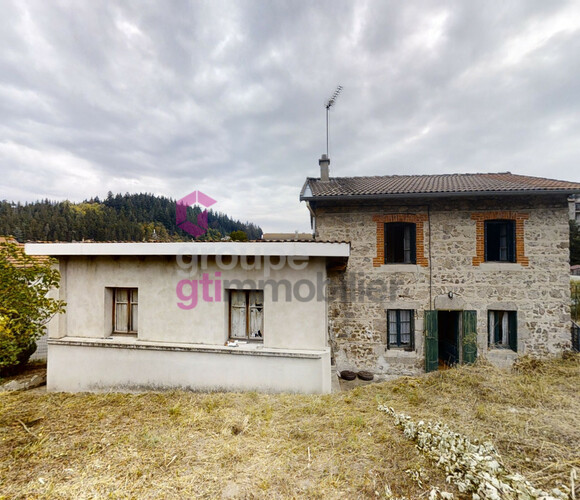 Vente Maison 60m² Riotord (43220) - photo