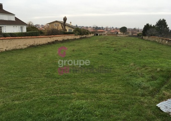 Vente Terrain 3 127m² Montbrison (42600) - Photo 1
