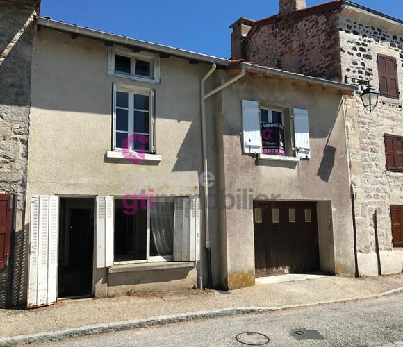 Vente Maison 4 pièces 92m² La Chaise-Dieu (43160) - photo