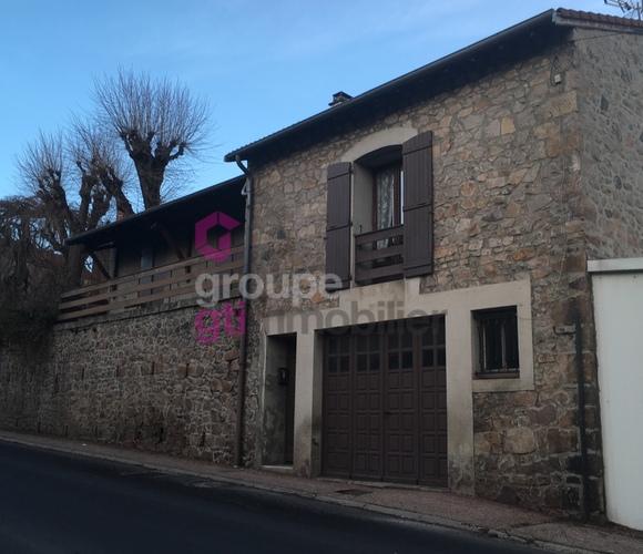 Vente Maison 4 pièces 92m² Dunières (43220) - photo