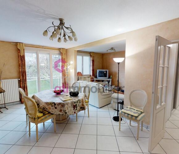 Vente Appartement 6 pièces 115m² Firminy (42700) - photo