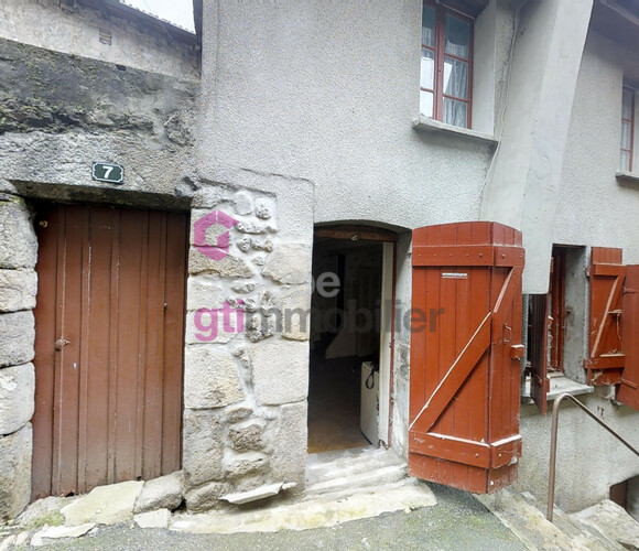 Vente Maison 4 pièces 70m² Satillieu (07290) - photo