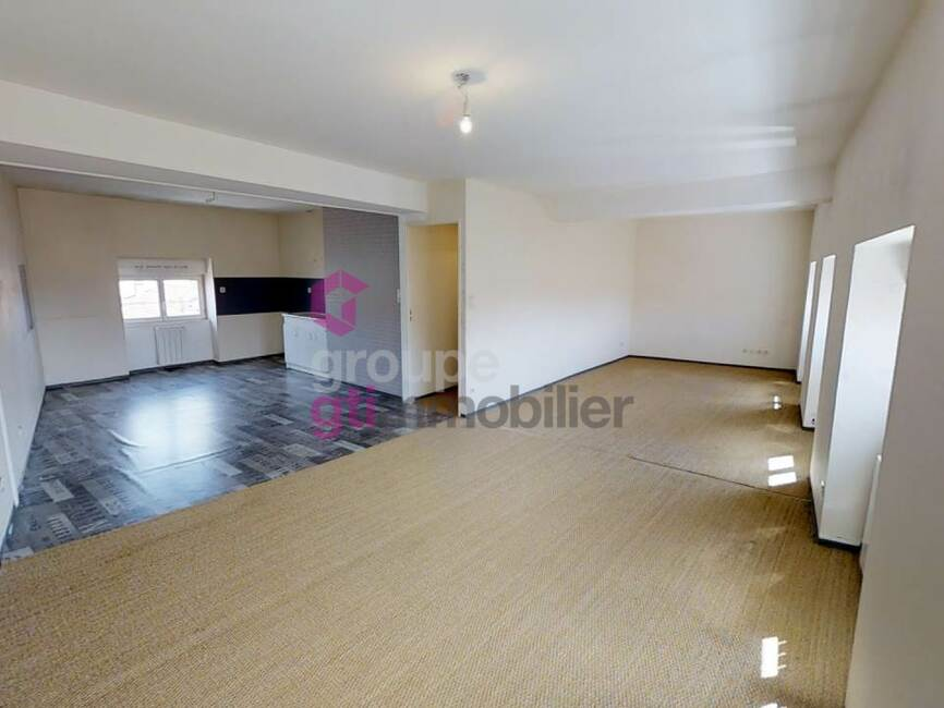 Vente Appartement 4 pièces 105m² Saint-Didier-en-Velay (43140) - photo