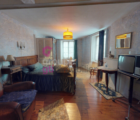 Vente Maison 12 pièces 200m² Ambert (63600) - photo