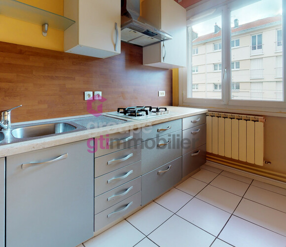 Vente Appartement 3 pièces 74m² Clermont-Ferrand (63000) - photo
