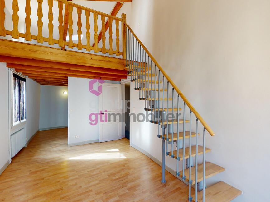 Vente Maison 3 pièces 82m² Sury-le-Comtal (42450) - photo