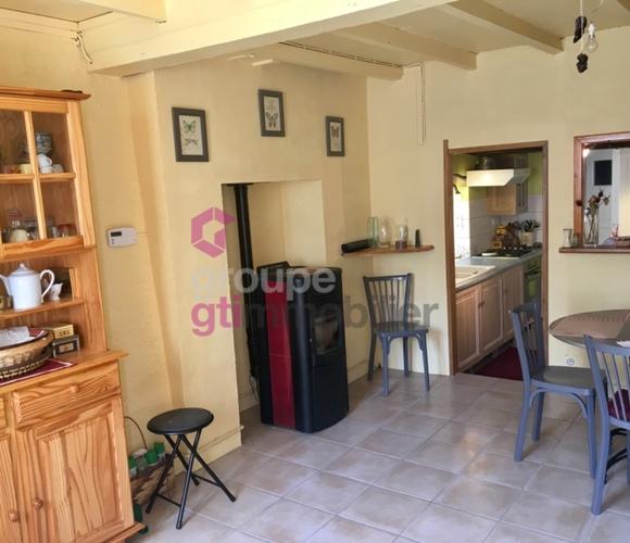Vente Maison 3 pièces 60m² Courpière (63120) - photo