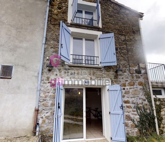 Vente Maison 3 pièces 70m² Annonay (07100) - photo