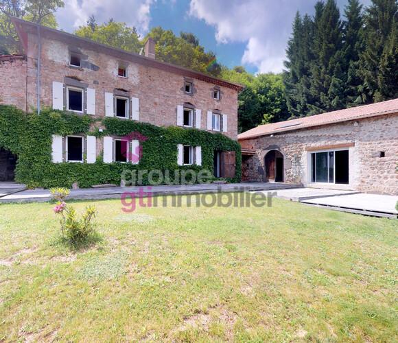 Vente Maison 7 pièces 215m² Annonay (07100) - photo
