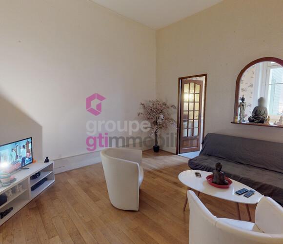 Vente Appartement 70m² Saint-Étienne (42000) - photo