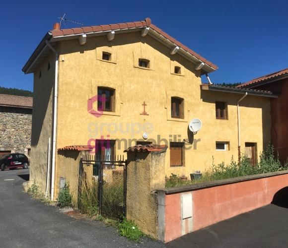 Vente Maison 6 pièces 80m² Beauzac (43590) - photo