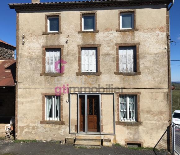 Vente Maison 114m² Saint-Jean-de-Nay (43320) - photo