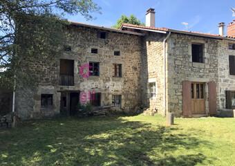 Vente Maison 3 pièces 51m² Saint-Pal-de-Chalencon (43500) - Photo 1