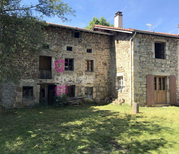 Vente Maison 3 pièces 51m² Saint-Pal-de-Chalencon (43500) - photo
