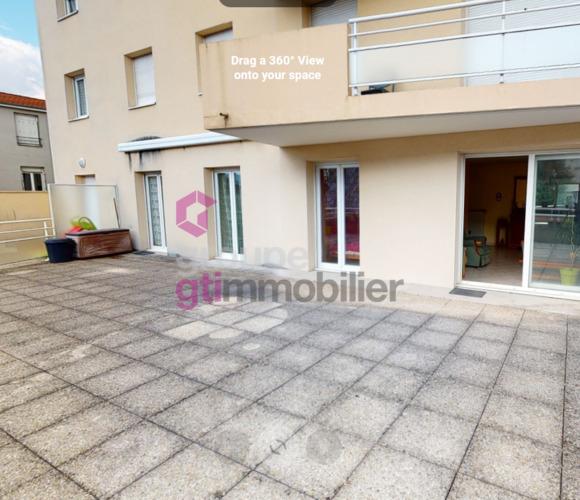 Vente Appartement 3 pièces 64m² Firminy (42700) - photo