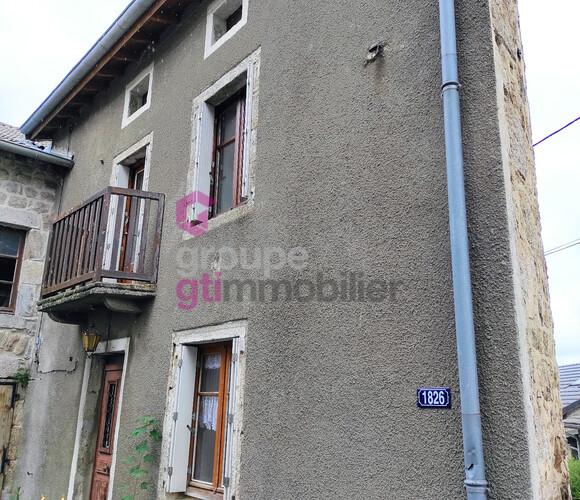 Vente Maison 2 pièces 34m² Yssingeaux (43200) - photo