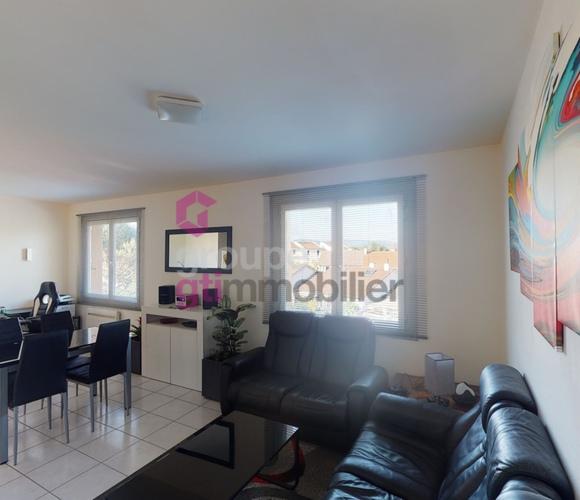 Vente Appartement 3 pièces 71m² Saint-Just-Saint-Rambert (42170) - photo