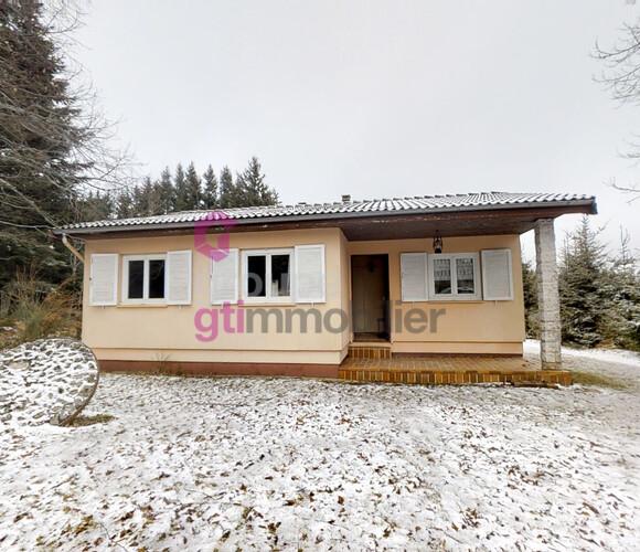Vente Maison 5 pièces 63m² Mazet-Saint-Voy (43520) - photo