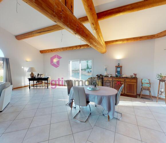 Vente Maison 8 pièces 252m² Andrézieux-Bouthéon (42160) - photo