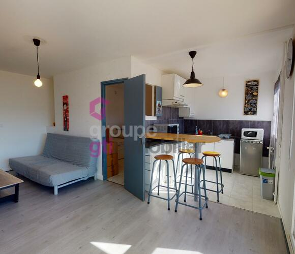 Vente Appartement 2 pièces 38m² Saint-Étienne (42100) - photo