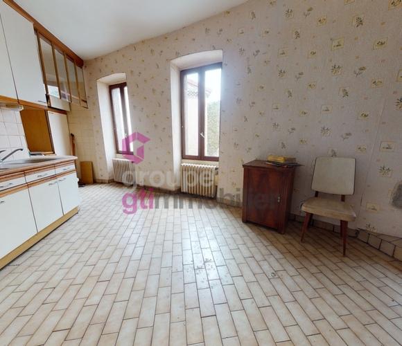 Vente Maison 3 pièces 90m² Champeix (63320) - photo