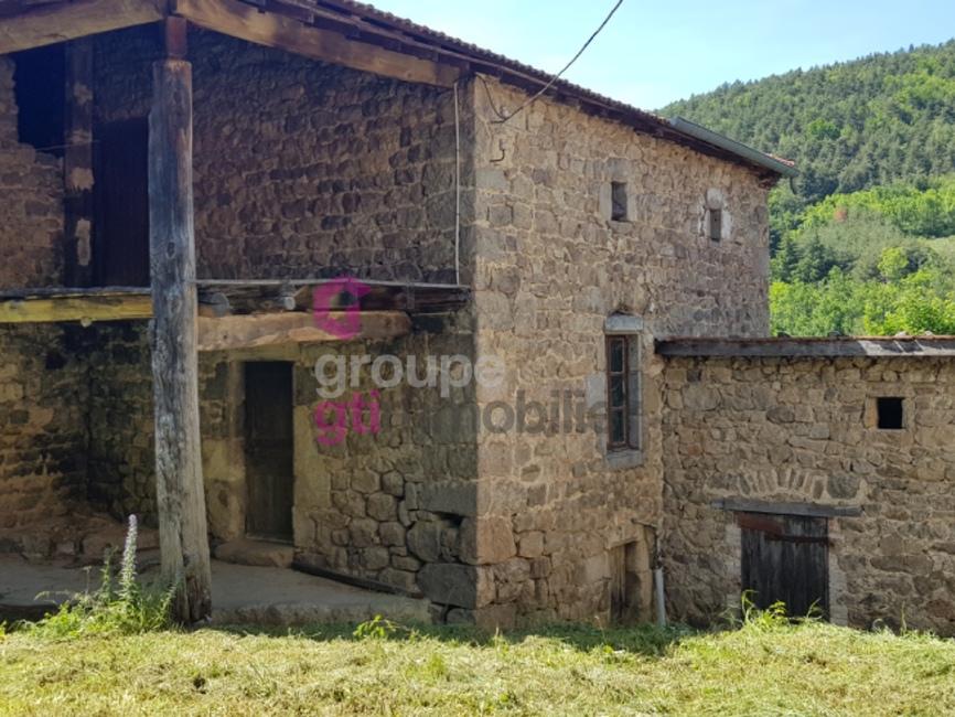 Vente Maison 5 pièces 200m² Annonay (07100) - photo