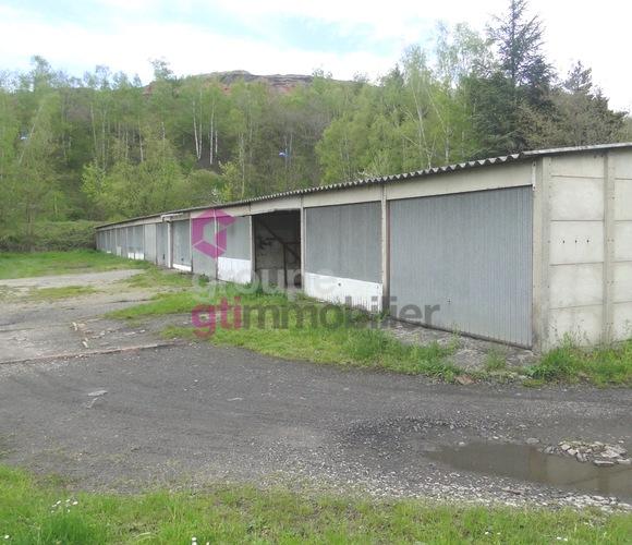 Vente Garage 15m² La Ricamarie (42150) - photo