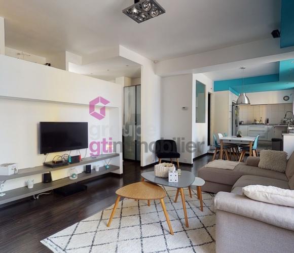 Vente Appartement 3 pièces 77m² Saint-Étienne (42000) - photo