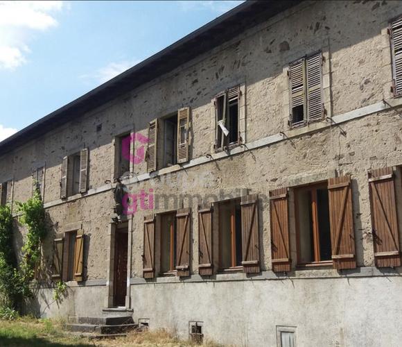 Vente Maison 4 pièces 300m² Ambert (63600) - photo