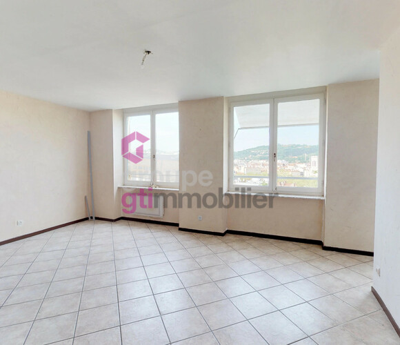 Vente Appartement 81m² Saint-Étienne (42000) - photo
