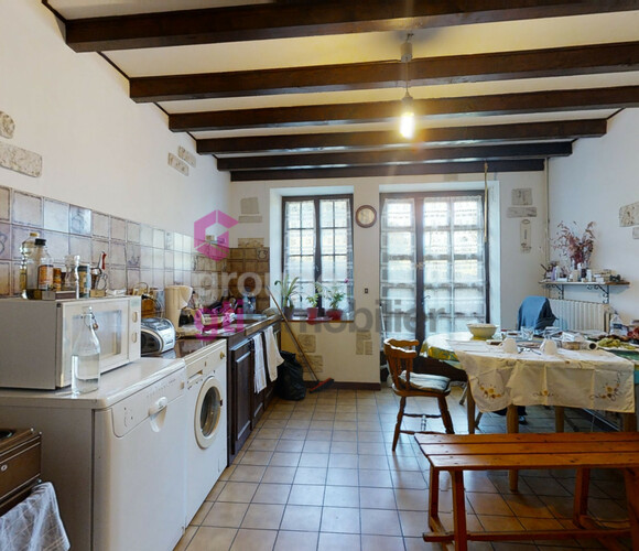 Vente Maison 6 pièces 120m² Tence , centre du village - photo