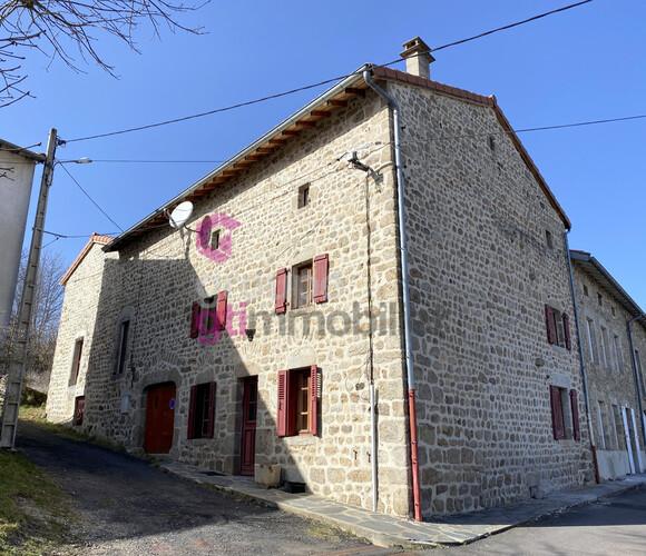 Vente Maison 3 pièces 84m² Bellevue-la-Montagne (43350) - photo