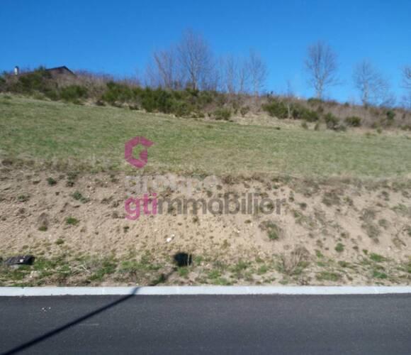 Vente Terrain 856m² Yssingeaux (43200) - photo