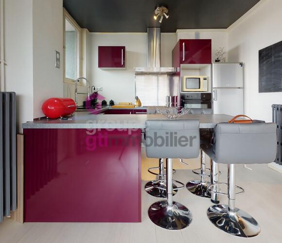 Vente Appartement 2 pièces 55m² Issoire (63500) - photo