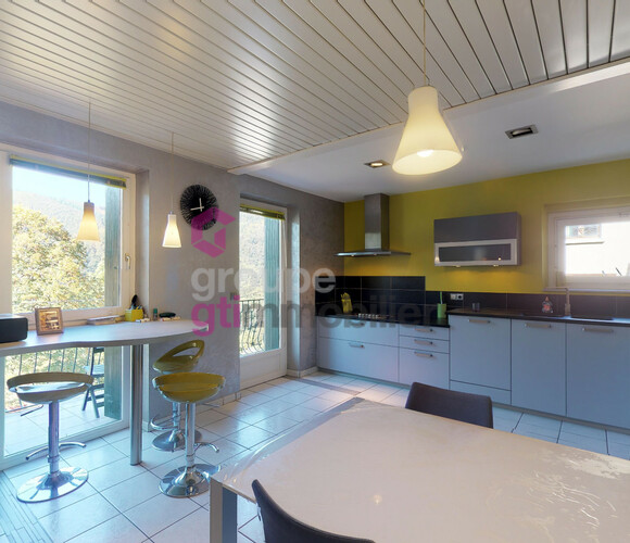 Vente Maison 5 pièces 120m² Saint-Paul-en-Cornillon (42240) - photo