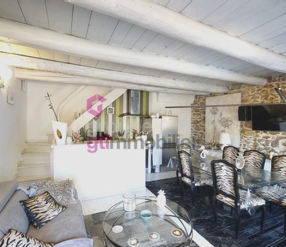 Vente Maison 3 pièces 60m² Villeneuve-d'Allier (43380) - photo