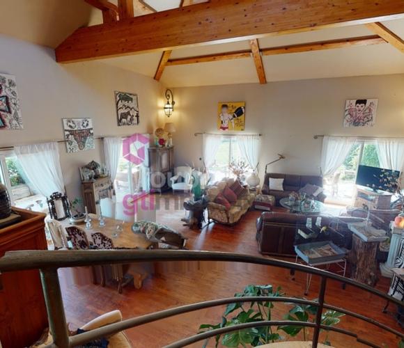 Vente Maison 6 pièces 205m² Saint-Pal-de-Mons (43620) - photo