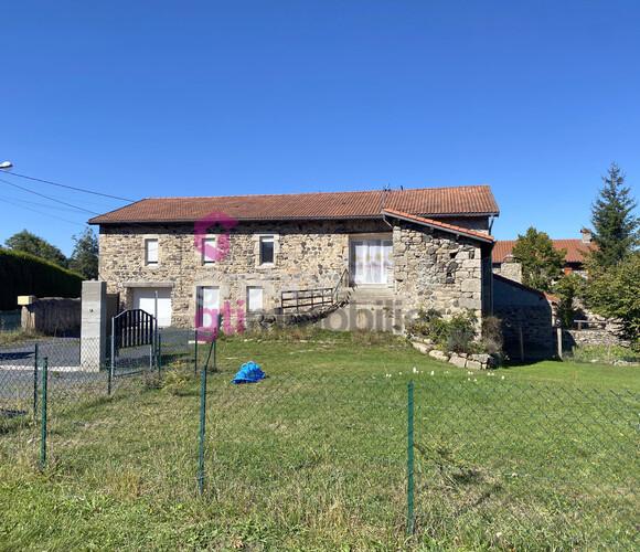 Vente Maison 4 pièces 130m² Saint-Georges-Lagricol (43500) - photo