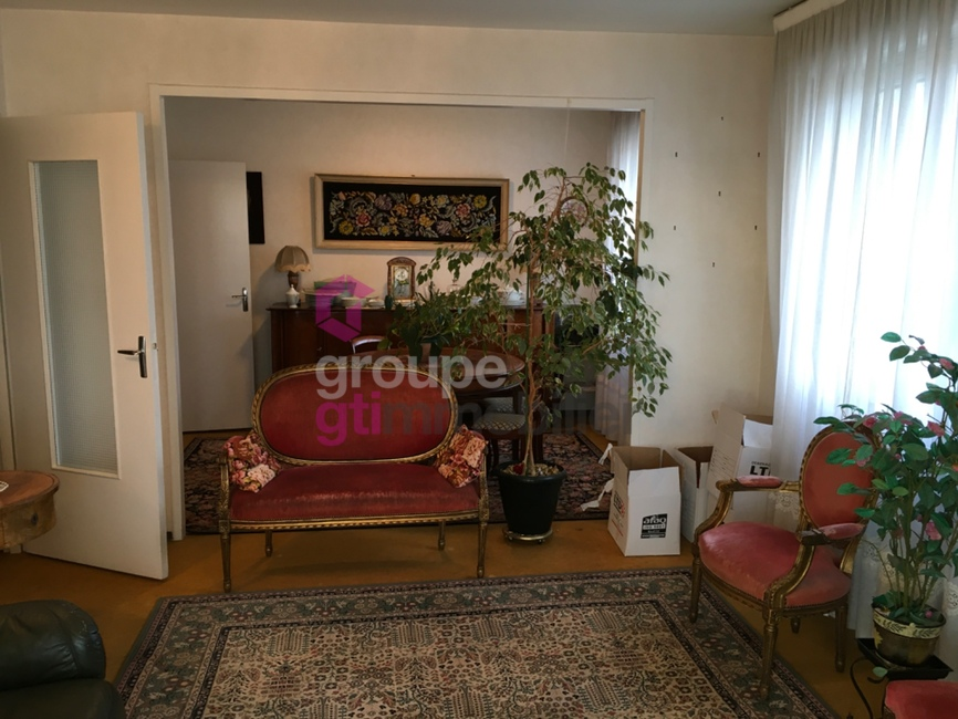 Vente Appartement 5 pièces 80m² Clermont-Ferrand (63000) - photo