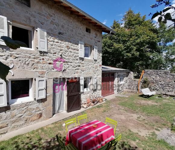 Vente Maison 4 pièces 90m² Saint-André-de-Chalencon (43130) - photo