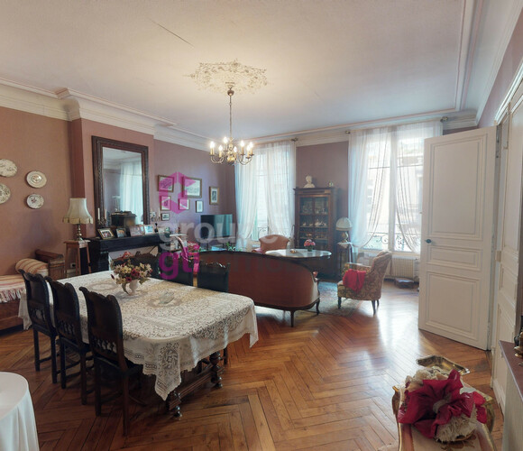 Vente Appartement 6 pièces 148m² Le Puy-en-Velay (43000) - photo