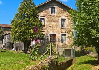 Vente Maison 4 pièces 85m² La Chapelle-Agnon (63590) - Photo 1